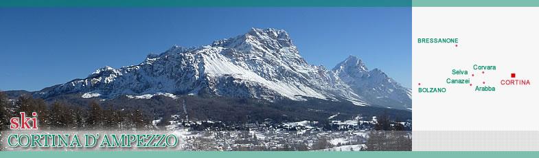 Ski Cortina dAmpezzo skiing the Dolomites from skicortinadampezzocom
